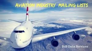 Aviation Industry Email List