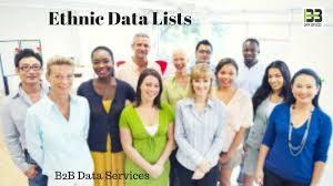Ethnic Mailing Lists
