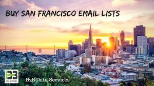 San Francisco Email List